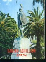 Casino Achillion Corfu: Souvenir of Corfu Greece: Anon.