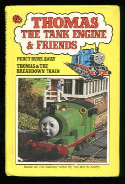Thomas The Tank Engine Friends Percy Runs Away And Breakdown Train