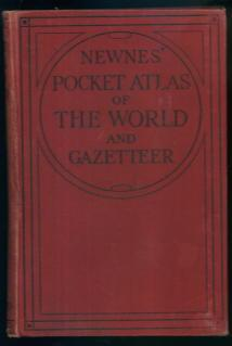 Newnes' Handy Pocket Atlas of the World and Gazetteer
