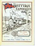 British Expresses 1898: Christmas Number of the: Locomotive Magazine