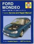 Ford Mondeo Service and Repair Manual 1993: A K Legg