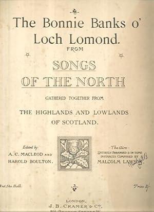 The Bonnie Banks o' Loch Lomond, from: Malcolm Lawson (Arranged),