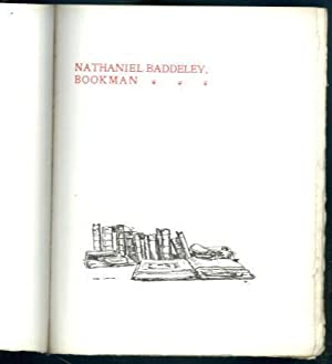 Nathaniel Baddeley, Bookman: Dorothy Una Ratcliffe