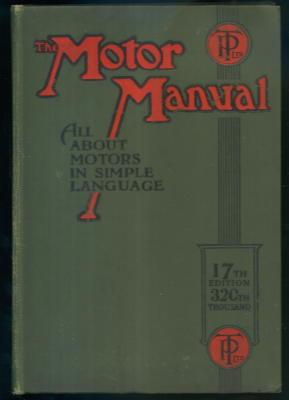 The Motor Manual: All About Motors in Simple