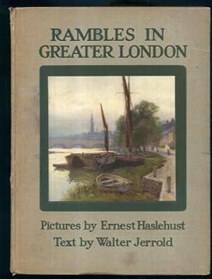 Rambles in Greater London: Walter Jerrold