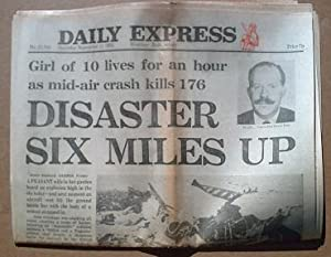 Daily Express - Saturday September 11 1976: Daily Express