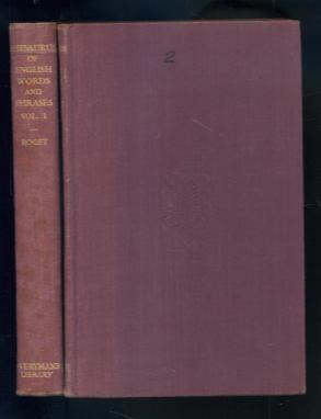 Roget's Thesaurus of English Words and Phrases: Peter Roget