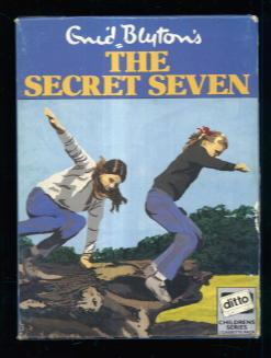 2 Adventures of the Secret Seven: The Secret Seven Adventure; The Secret Seven Mystery: Enid Blyton