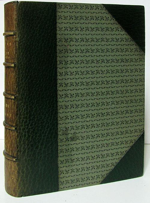 Les Modes de Paris. Variations du gout et de l'esthetique de la femme, 1797-1897.: Uzanne, ...