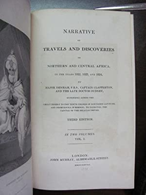 Narrative of Travels and Discoveries in Northern and Central Africa, in the Years 1822, 1823, and ...