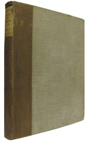 Racing in America 1866-1921.: Vosburgh, W. S.