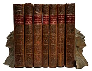 Indian Antiquities Complete Seven Volume Set.: Maurice, Thomas