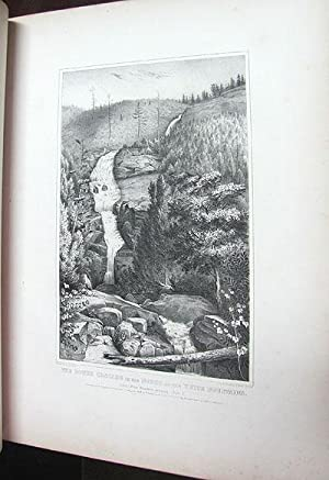 Scenery of the White Mountains: With Sixteen Plates, from the Drawings of Isaac Sprague.: Oakes, ...