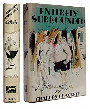 Entirely Surronded.: Brackett, Charles