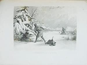 The American Aboriginal Portfolio.: Eastman, Mary H.
