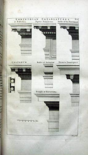 A Complete Body of Architecture. Adorned with Plans and Elevations, from Original Designs. Some ...