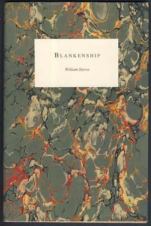 Blankenship: Styron, William