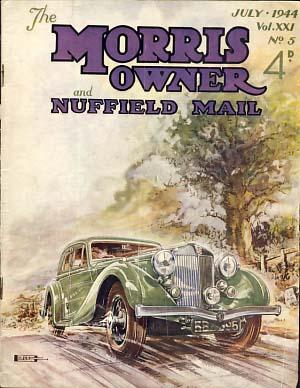 The Morris Owner and Nuffield Mail July 1944