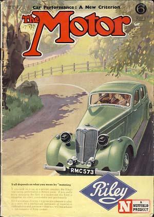 The Motor - The National Motor Journal June 21, 1944