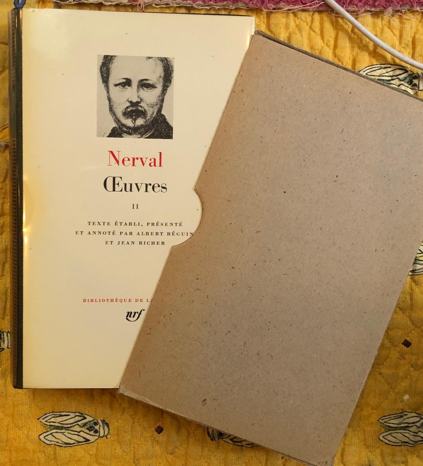 Oeuvres T2 Nerval [New] [Hardcover] (bi_30613321375) photo