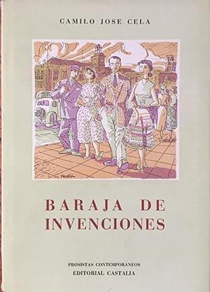 Baraja de Invenciones: Cela, Camilo Jose