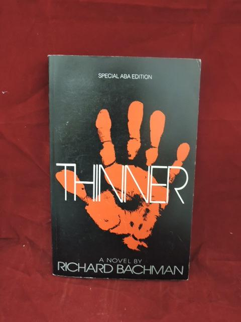 Thinner Bachman, Richard; King, Stephen Very Good Softcover
