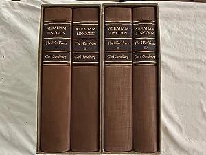 Abraham Lincoln. The War Years: Sandburg, Carl