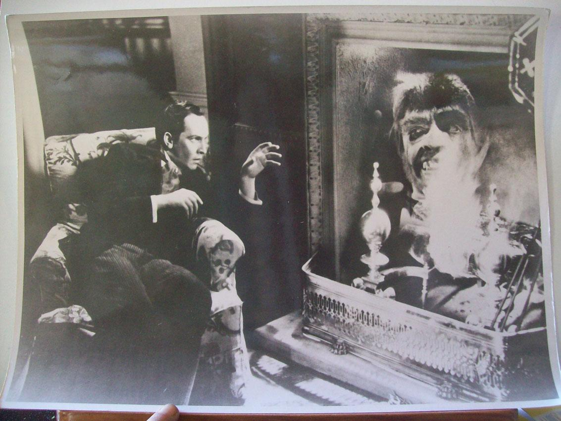 DR. JEKYLL AND MR. HYDE MOVIE POSTER/FREDERIC MARCH/PHOTO