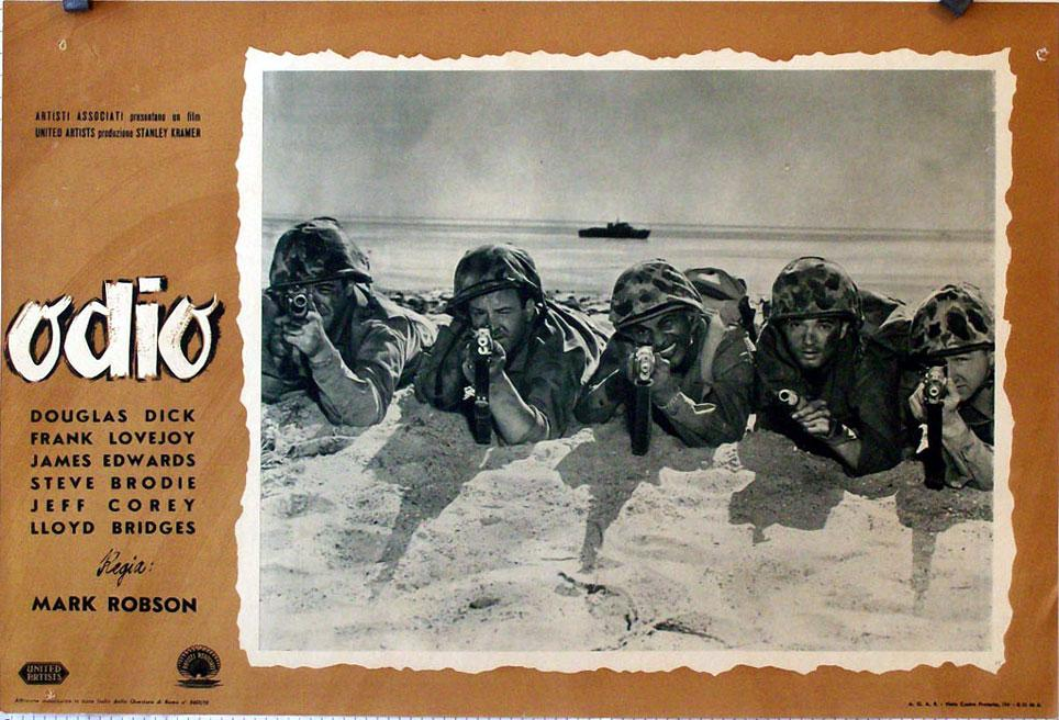 HOME OF THE BRAVE MOVIE POSTER/ODIO/FOTOBUSTA