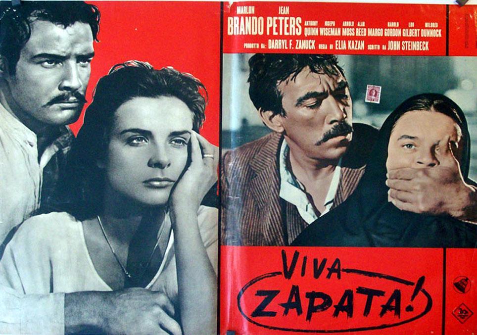 VIVA ZAPATA! MOVIE POSTER/VIVA ZAPATA/FOTOBUSTA