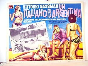 Il gaucho/ 48982/ Vittorio Gassman/ 1965/ Dino
