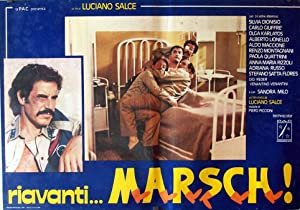 RIAVANTI MARSCH/ 87701/ SILVIA DIONISIO/ 1979/ LUCIANO