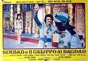 SIMBAD E IL CALIFFO DI BAGDAD/ 92733/