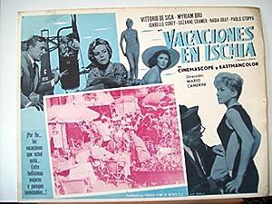 Vacanze a Ischia/ 119533/ VITTORIO DE/ 1957/