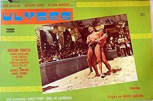 ULISE/ 123253/ KIRK DOUGLAS/ 1954/ MARIO CAMERINI/