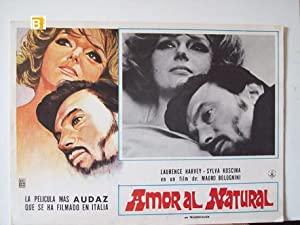 L'assoluto naturale/ 129380/ Laurence Harvey/ 1969/ Mauro