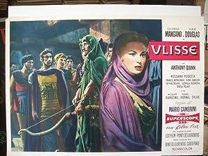 ULISE/ 130239/ KIRK DOUGLAS/ 1954/ MARIO CAMERINI/