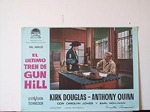 THE LAST TRAIN FROM GUN HILL/ 131648/