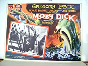 MOBY DICK/ 46454/ HARRY ANDREWS/ 1956/ JOHN