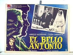 IL BEL ANTONIO/ 57705/ MARCELLO MASTROANNI/ 1960/
