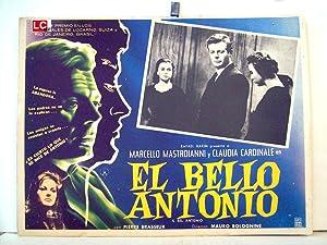 IL BEL ANTONIO/ 57707/ MARCELLO MASTROANNI/ 1960/