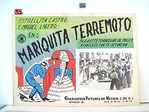 Mariquilla Terremoto/ 64044/ ESTRELLITA CASTRO/ 1938/ Benito