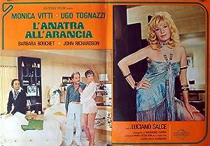 L'ANATRA ALL'ARANCIA/ 87620/ MONICA VITTI/ 1975/ LUCIANO