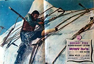 MOBY DICK/ 89773/ GREGORY PECK/ 1956/ JOHN