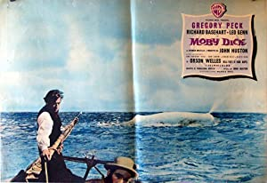MOBY DICK/ 89774/ GREGORY PECK/ 1956/ JOHN