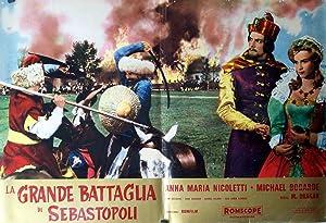 Neamul Soimarestilor MOVIE POSTER/LA GRANDE BATTAGLIA DI