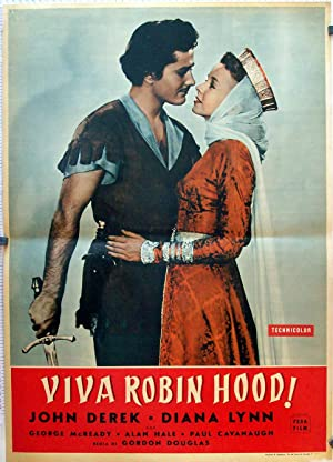 ROGUES OF SHERWOOD FOREST MOVIE POSTER/VIVA ROBIN