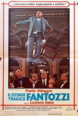 NACIDO GAFE/ 92690/ PAOLO VILLAGGIO/ 1976/ LUCIANO