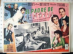FATHER OF THE BRIDE MOVIE POSTER/EL PADRE