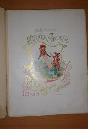 Mother Goose - Rhymes, Chimes, and Jingles - Best Edition: McLoughlin Brothers